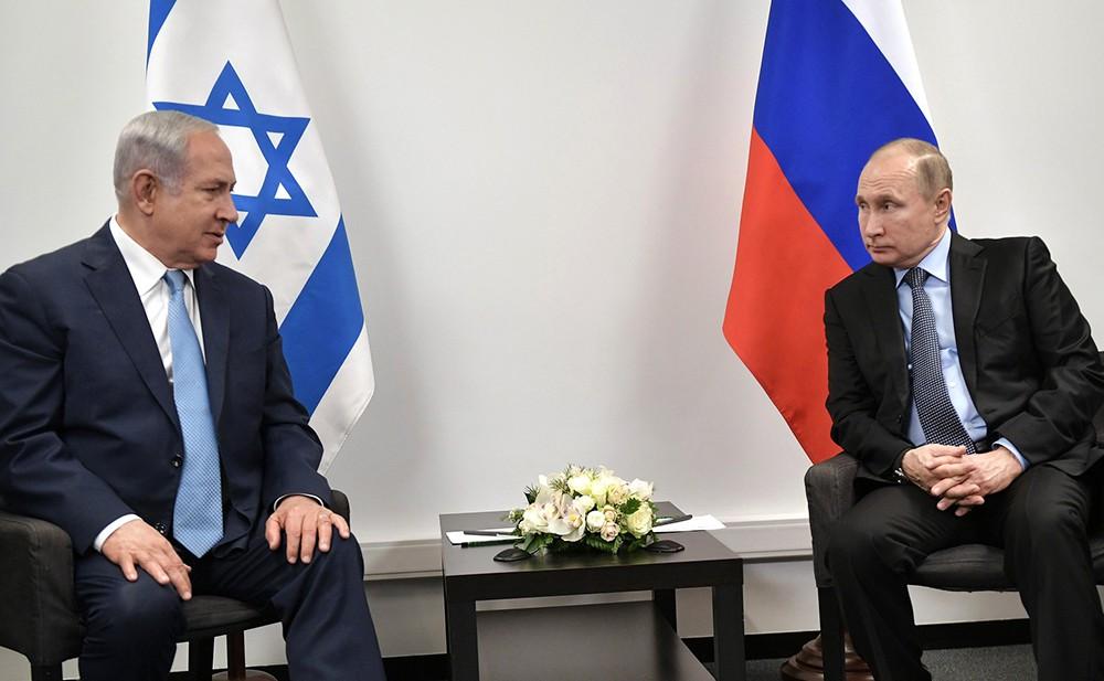 Президент России посетит Израиль в январе 2020 года