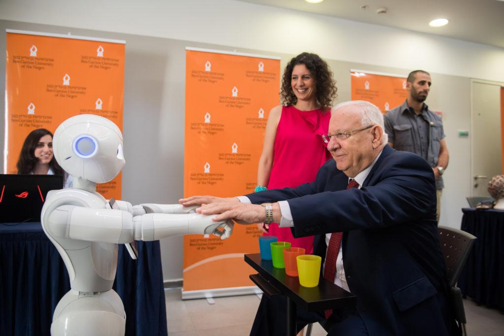 Развитие искусственного интеллекта в Израиле