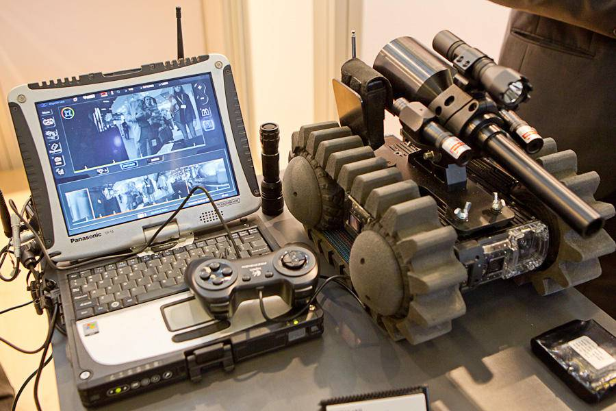 Ведутся ли разработки роботизированного вооружения армией обороны Израиля?