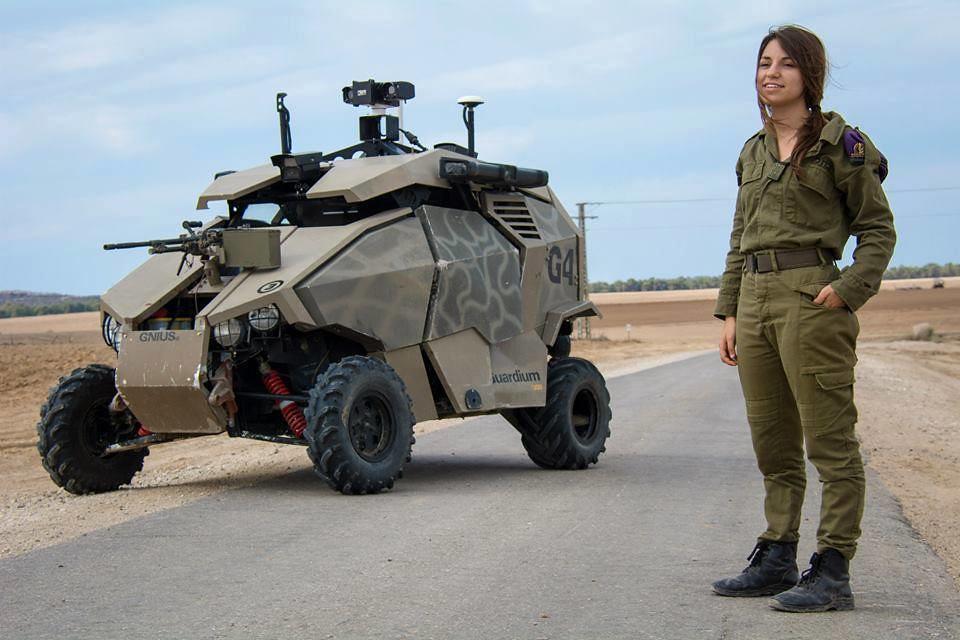 Используется ли искусственный интеллект в армии обороны Израиля?