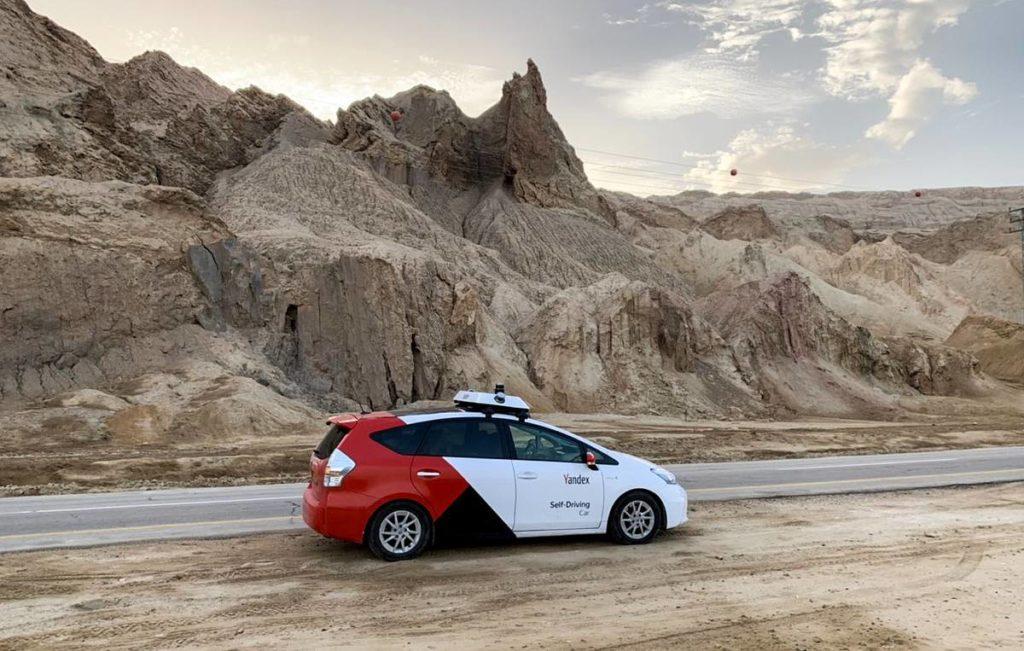 Ведутся ли в Израиле исследования по разработке беспилотных автомобилей?