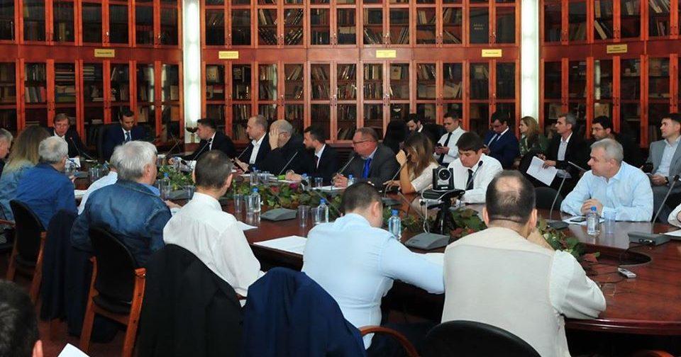Организационное заседание Российско-израильского делового совета