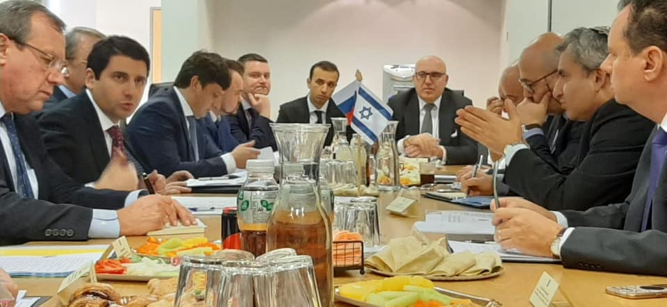 В Израиле состоялось заседание Межправительственной комиссии