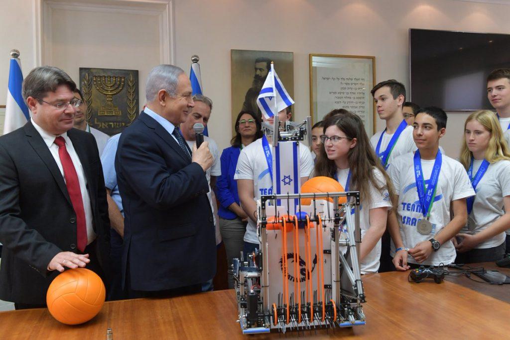 Робототехника в Израиле