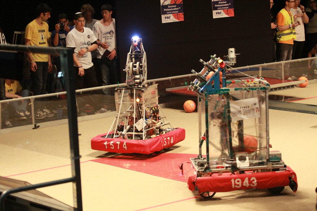На каком уровне развития находится робототехника в Израиле?