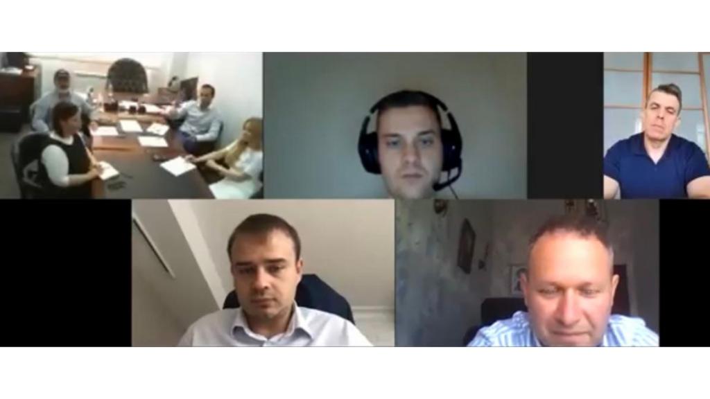 Онлайн-встреча Российско-израильского делового совета и Нижегородского научно-образовательного центра