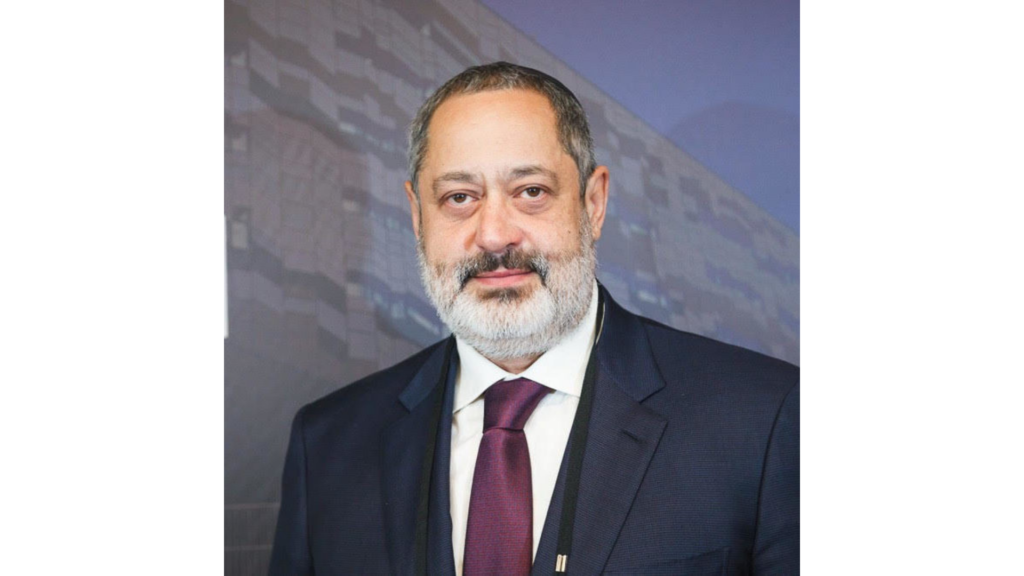 Российско-израильский деловой совет поздравляет с Днём рождения директора РИДС по стратегическому развитию Игоря Беренштейна!