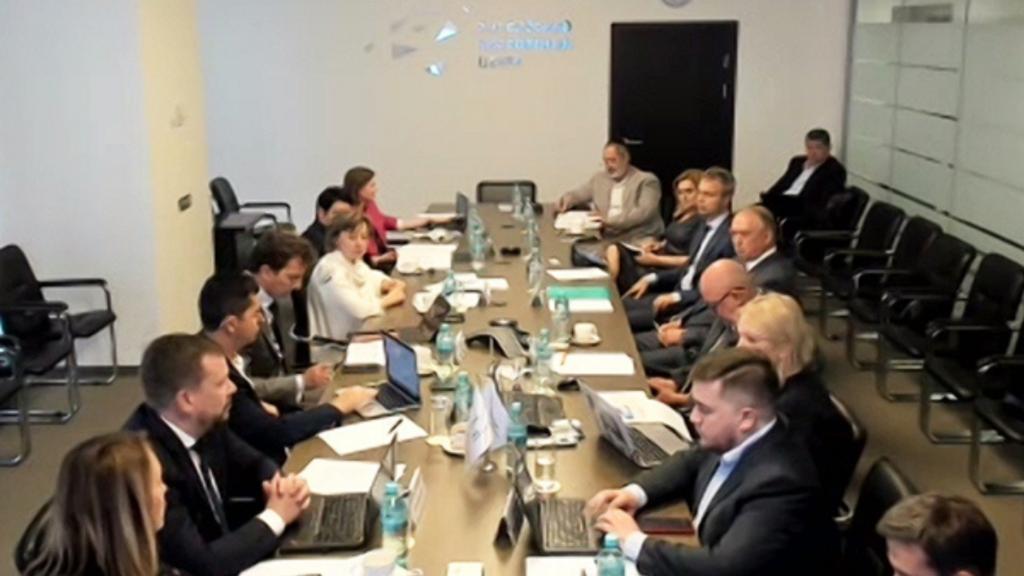 Российско-израильский деловой совет принял участие в заседании Координационного совета по поддержке экспорта