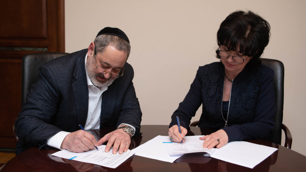 Российско-израильский деловой совет и Российская ассоциация водоснабжения и водоотведения заключили соглашение о сотрудничестве