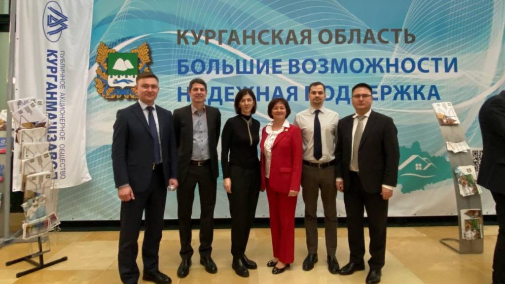 Резидент РИДС принял участие в Дне Курганской области в ТПП России