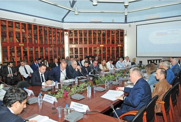 Российско-израильский деловой совет при ТПП РФ: работать по-новому с опорой на положительный опыт