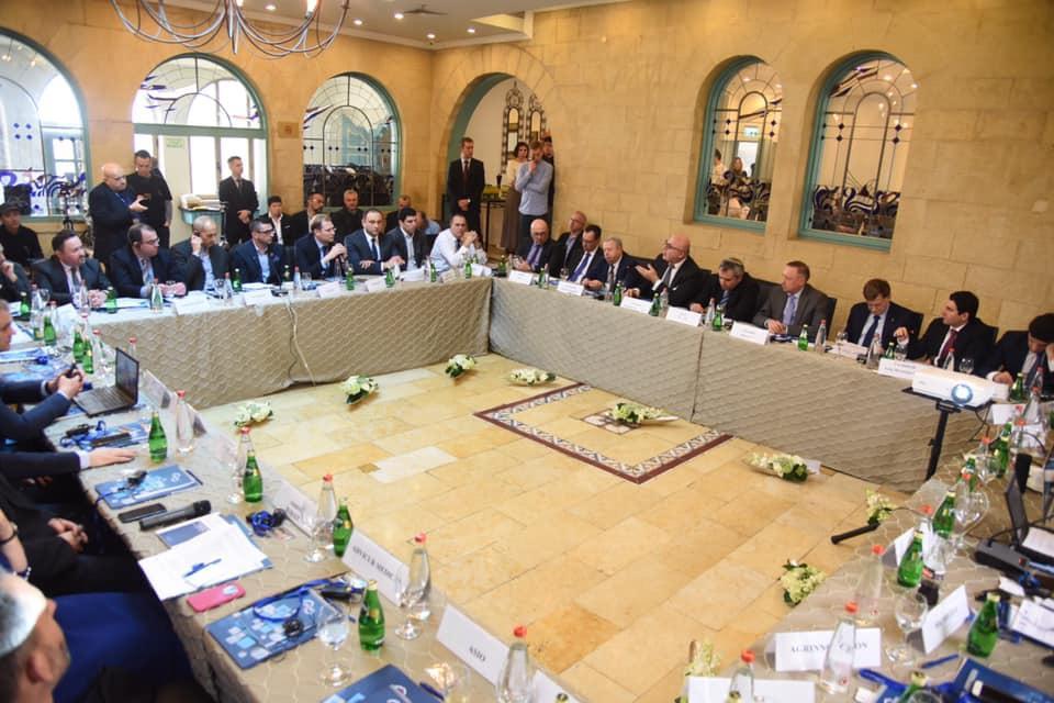 В Иерусалиме прошел бизнес диалог «Россия–Израиль»